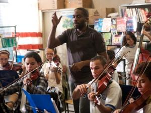 orchestra teacher
